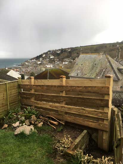 Fencing, Mousehole